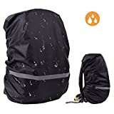 EDOBIL Rainproof Cover Waterproof Backpack Rain Cover With...