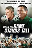 DVD : When The Game Stands Tall