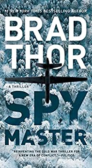 Spymaster Thriller Scot Harvath Book ebook product image
