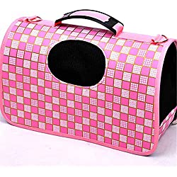 Soft Sided Pet Carrier Petminru Breathable Small Pet Handbag Pet Carrier Bags Cat Dog Carrier Outgoing Travel Teddy Packets Type 6