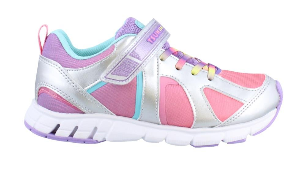 Silver Lavender 7.5 M US Toddler TSUKIHOSHI Rainbow Sneaker (Toddler Little Kid Big Kid)