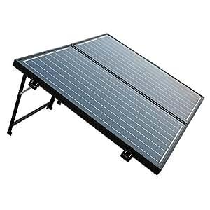 120W 12V plegable Panel Solar portátil w/15A controlador de batería para camping RV