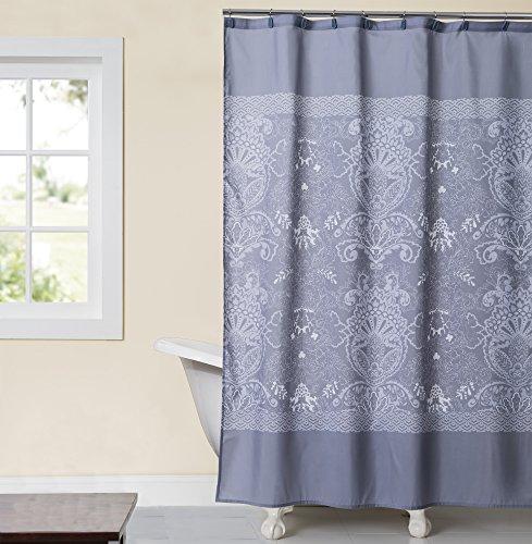 Saturday Knight Q1335620200001 Cherie Shower Curtain
