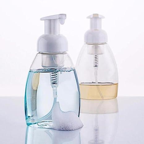 Dispensador de champú , loción y jabón de espuma, 250 ml, de Hunpta