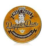 Dapper Dan Matt Paste Hair Pomade for Men, 100ml, Vintage Cologne