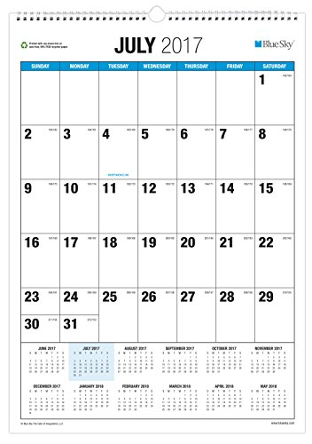 wire bound calendar - 6