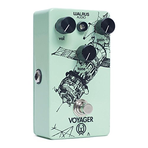 Voyager Preamp/Overdrive Ts9 Tube Screamer Overdrive Pedal