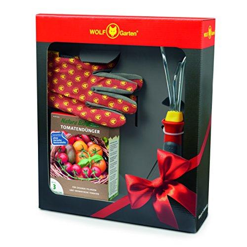 Wolf-Garten Tomato Set: Na 2K/Tomato Fertiliser/GH Bo (Wolf Garten Cultivator)
