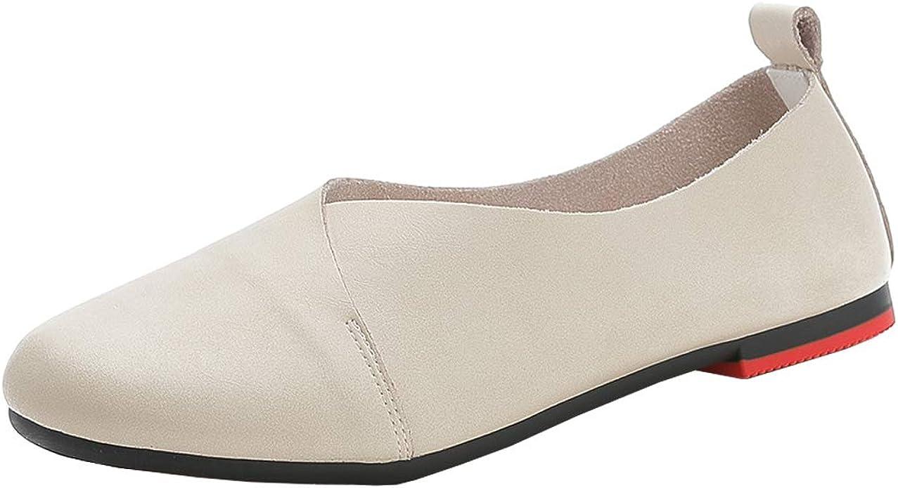 designer fashion cheapest special sales Amazon.com | Women's Comfort Glove Shoes Genuine Leather Ballet ...