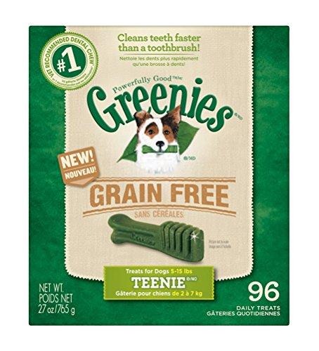 Greenies Grain Free Dog Treats