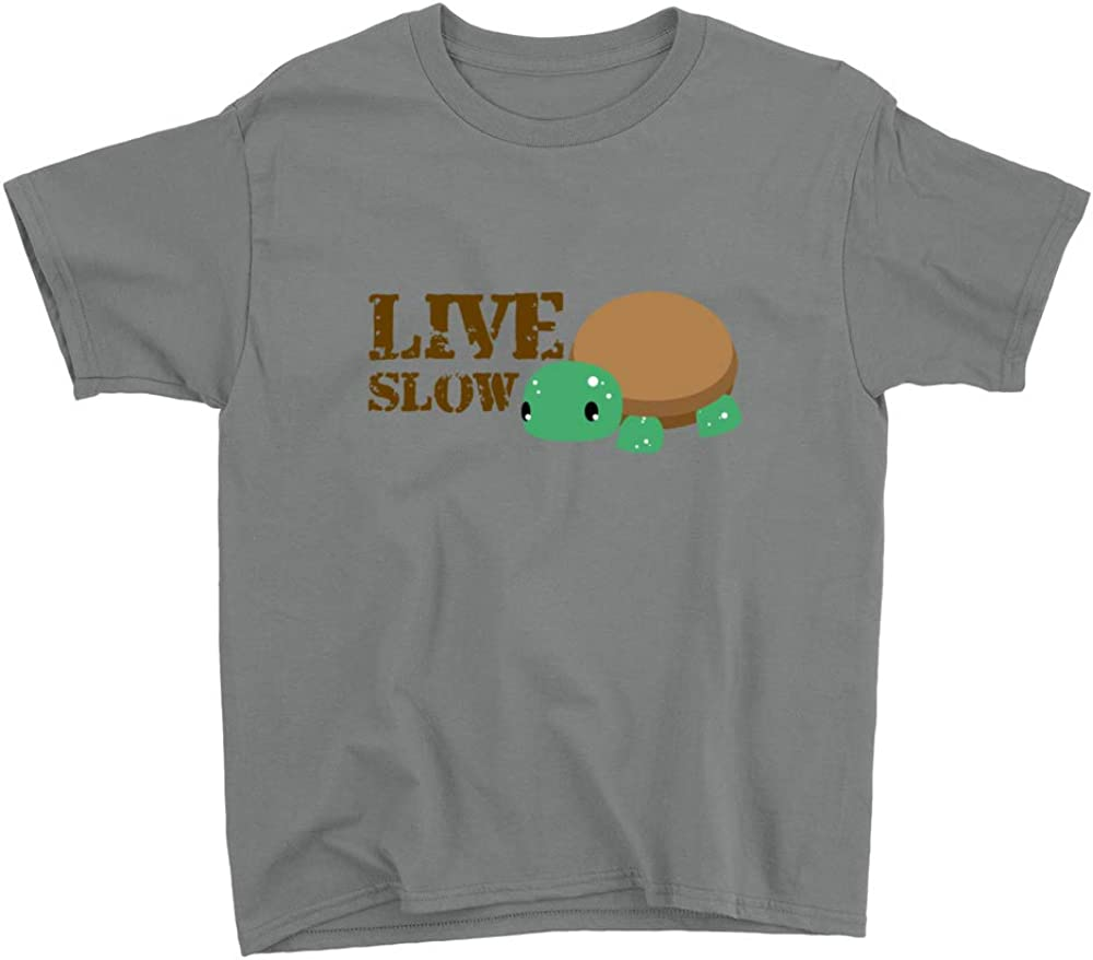 Subblime Live Slow Youth T-Shirt