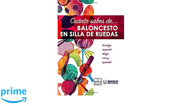 Baloncesto en Silla de Ruedas (Spanish Edition): Wanceulen Notebook: 9781981413072: Amazon.com: Books