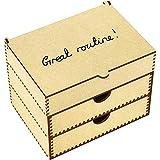 Azeeda 'Great Routine' Vanity Case / Makeup Box (VC00006582)