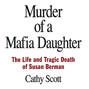 Murder of a Mafia Daughter Audiobook