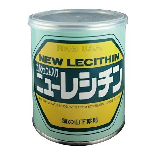【6個セット】 カルシュウム入り ニューレシチン 280g B01E88KELO   6個セット