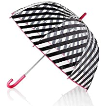 kate spade new york Umbrella, BlackStripe