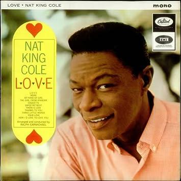 Nat King Cole L O V E 1965 Uk Vinyl Lp T2195 Amazon Com Music