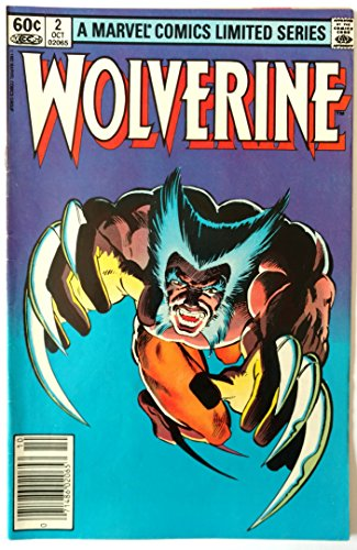 Wolverine #2 (1982 Limited Series)