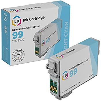 Amazon.com: LD, cartuchos de tinta Epson T079120 reciclados ...