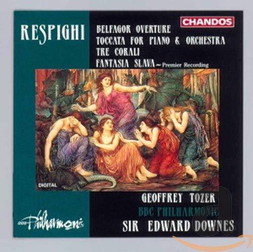 Excellent New mail order Belfagor Overture Toccata Piano for