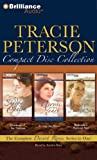 img - for Tracie Peterson CD Collection: Shadows of the Canyon, Across the Years, Beneath a Harvest Sky (Desert Roses Series) book / textbook / text book