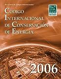 Codigo International de Conservacion de Energia 2006, International Code Council, 1580016715