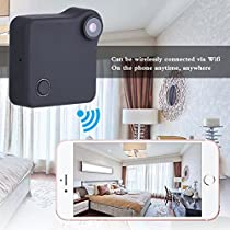 Portable Mini Action Sports Camera 720P HD WiFi Motion Detection DV with Clamp Mount