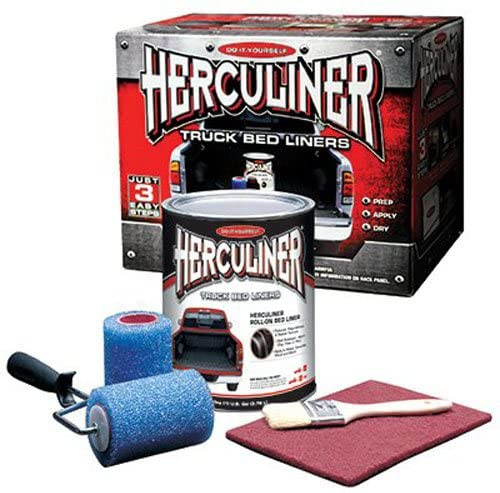 Herculiner Brush-On Bed Liner Kit