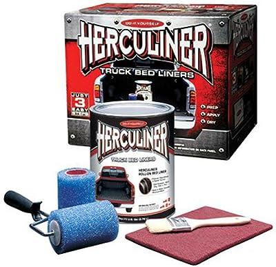 Herculiner Brush On Bed liner