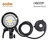 Godox AD-H600P Portable Flash Head Bowens Mount Handheld Extension Head for AD600 Pro AD600Pro Flash