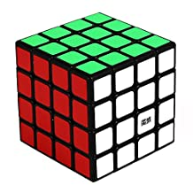 MoYu Aosu 4x4x4 New Structure Speed Cube Puzzle, Black