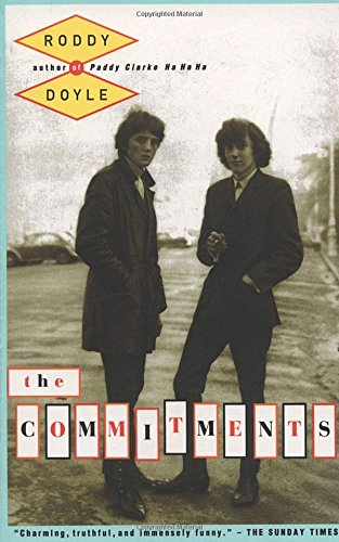 book cover of The Commitments