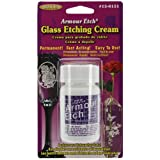 Glass Etching Cream Carded-3 Ounces