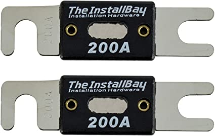 The Install Bay ANL200 High Quality 200 Amp ANL Fuse