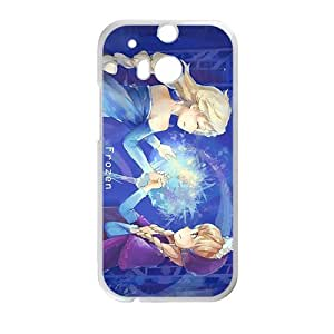 Happy Disney Frozen Girl Design Best Seller High Quality Phone Case For HTC M8