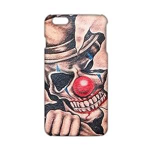 Cool-benz Unique clown 3D Phone Case for iPhone 6 plus