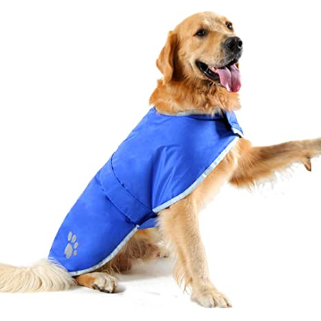 Amazon Com Fairyme Dog Jacket Dog Coat Dog Vest Winter Jacket