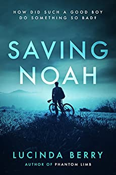 Saving Noah by [Berry, Lucinda]