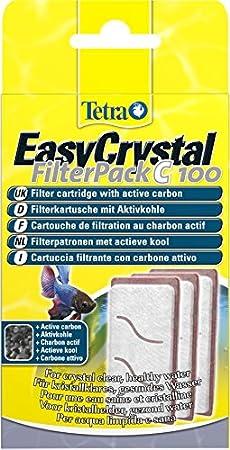 Tetra EasyCrystal Filterpack C 100: Amazon.es: Productos para mascotas