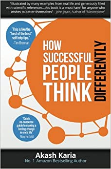 How to think differently book