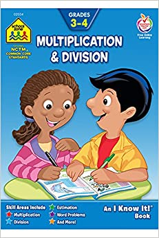 'TOP' Multiplication And Division Grades 3-4. matches public Grupoden Solar global Download