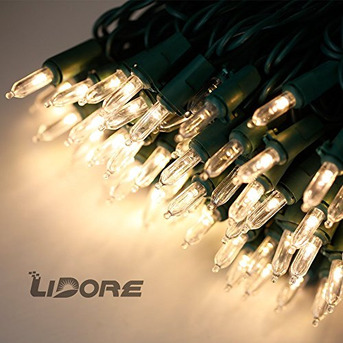 Clear Led Christmas Tree Lights