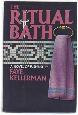 book cover of The Ritual Bath
