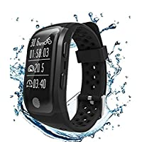 Pulseira Smart Sport Watch G03 Gps Monitor Cardíaco