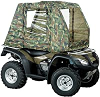 Raider 02-1401 Camo ATV Cab with Nylon Construction and Metal Frame