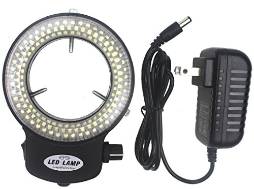 Led Microscope Light Ring in US - 9