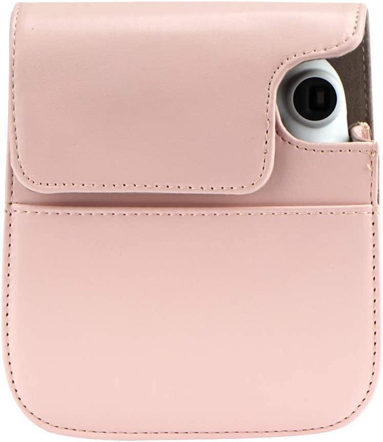 Anter Protective Case Compatible avec Fujifilm Instax Mini 11 Cam/éra instantan/ée avec Pince Amovible et Poche arri/ère