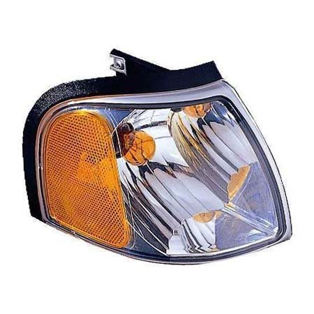 CarLights360: Fits 2001-2008 MAZDA B3000 Corner Signal Light Passenger Side - Replacement for MA2521119