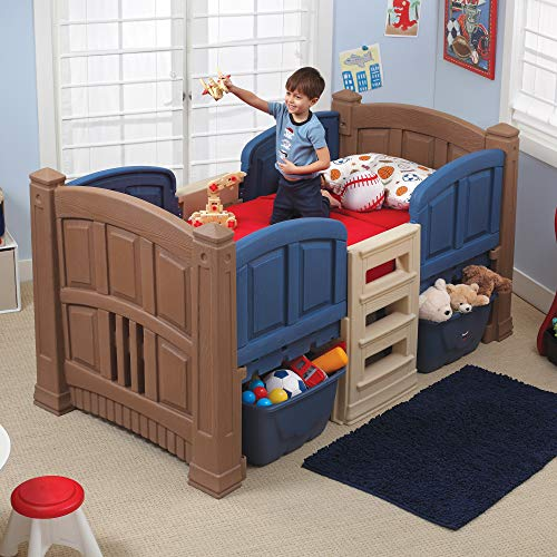Step2 Boy's Loft & Storage Twin Bed