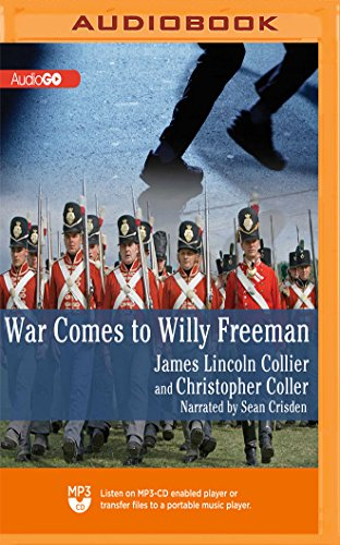 War Comes to Willy Freeman (The Arabus Family Saga) by Blackstone on Brilliance Audio